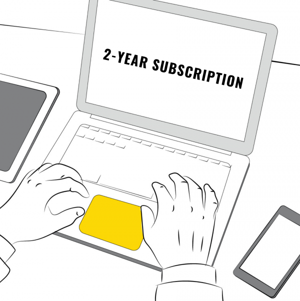 2-Year subscription
