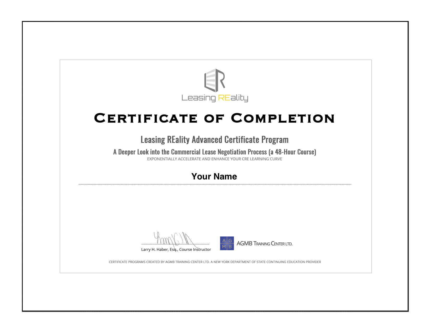 Leasing_REality_Advanced_Certificate